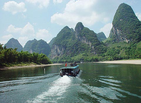 10 Days Beijing Xian Guilin Shanghai Tour