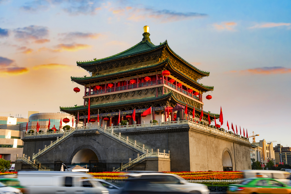 9 Days Beijing Xian Shanghai Tour